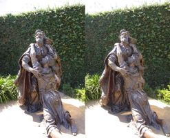 Stereograph - Prodigal Son by alanbecker