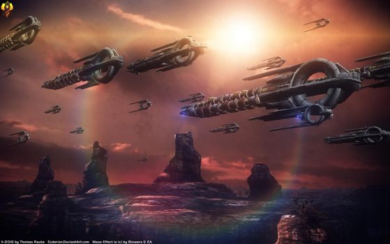 Recolonisation of Rannoch by Euderion