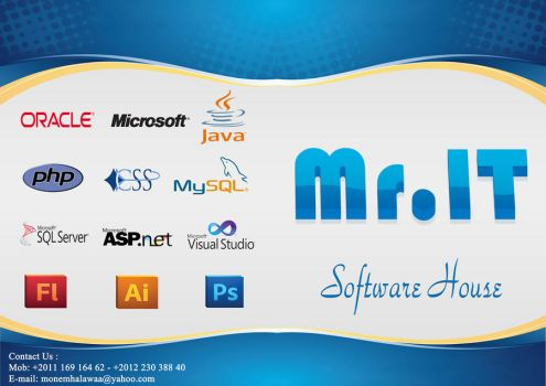 Mr.It Brochure Fornt by BoBoS2011