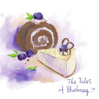 The Tales of Blueberry by luthienelf