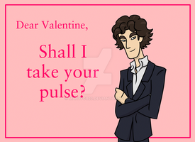 Have a Sherlocked Valentines Day! (BBC) gif by maryfgr23
