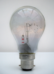 Light bulb by BeBurn