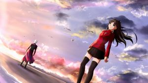 Fate Unlimited Blade Works by xyomouse