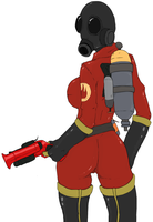 Hot Stuff TF2 by Methados