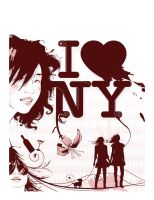 New York Love by cryssy