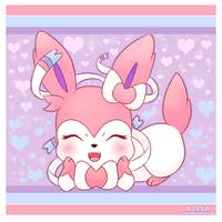 It's Sylveon! by Tesvp