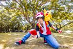 The Pokemon Master Red by jrjs