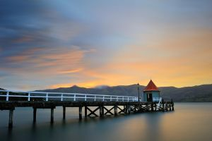 Akaroa by Michaelthien