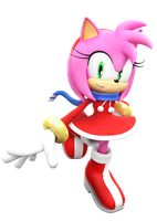 Christmas Amy 2014 Render by NIBROCrock
