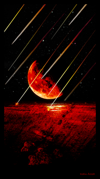Blood Moon by HolyGarbage