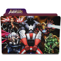 Ultimate Avengers by sostomate9