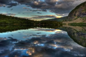 Norwegian Summer Night in HDR by PhotoForever88