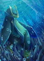 Empoleon by K1000SL