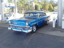Chevy Bel Air by CootersRocks