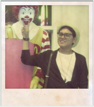 hello mister master Ronald by superhore