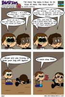 It Puts The Halo 4 Disc In... by DairyBoyComics