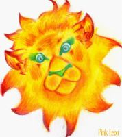 Sun Lion by AltiaStudio