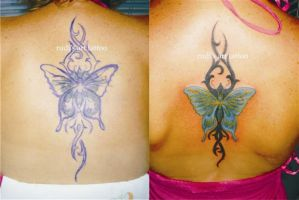 Cover Up Tattoo 2 by rudisarttattoo