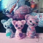 three little kitties, sitting on the wall... by passionfyre
