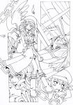 Just the lineart by Lahime