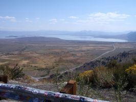 Mono Lake Photo Series 00 by lilly-peacecraft