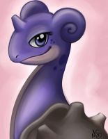 Shiny Lapras by Miss-Melis