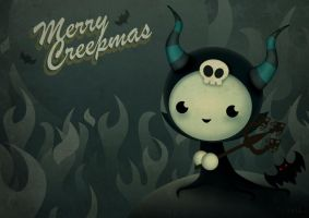 Merry Creepmas by liransz