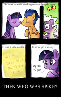 A Horrifying Tale for the Ages! by WolverFox