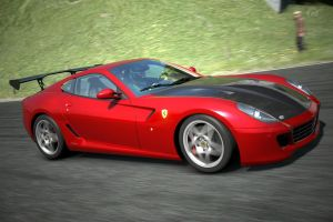 Ferrari 599 by GamaGT