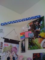 Nyan Cat Hanging Thingy lol. by BarfingNeonRainbows
