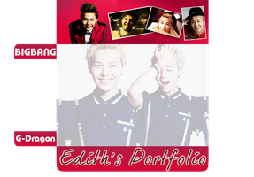 Edith's portfolio (GD version) by edithnyt