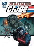 GIJOE: Infestation no.1 by JKSIII