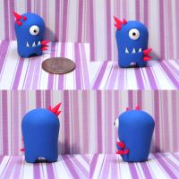 Plink the Timid Monster by TimidMonsters