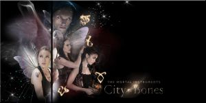 Mortal Instruments by VaL-DeViAnT
