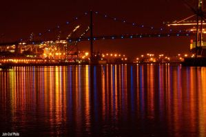Lights in San Pedro by Undercheese101