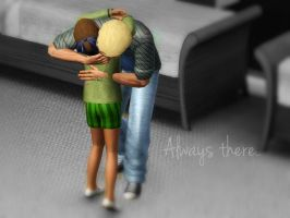 Always there. by Mugsh0t