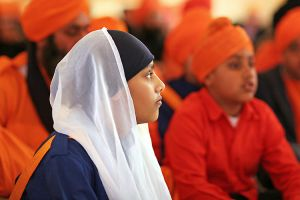 Sikh youth by shwtterbwg