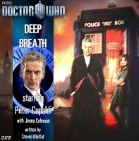 Doctor Who Deep Breath by happyappy6