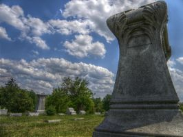 HDR Gravestone Stock 1 by matrix7-stock