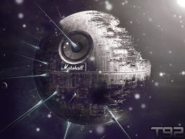 Death star Amp by Taffman92