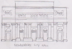 Newkennel City Hall by WhippetWild