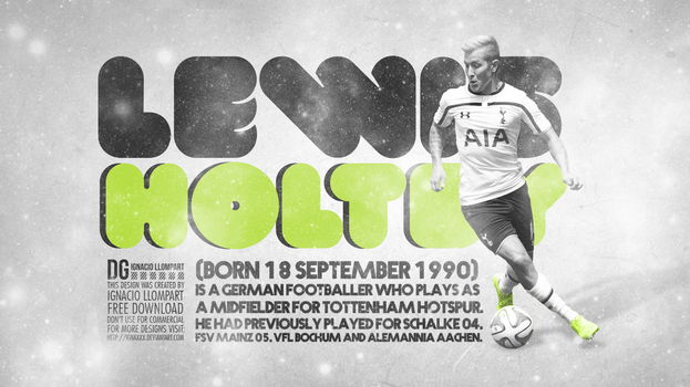 Lewis Holtby by ignaxxx
