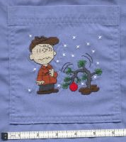 Charlie Brown: Tree by crafty-manx