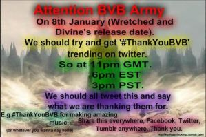 Attention BVB Army by BBRAE1994