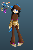 Revamp: Chancy -Colored- by Ashbaker0508