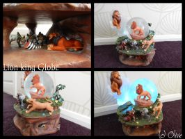 Lion King Light Up Globe by OliveTree2
