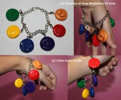Ocarina of Time Medallions of time by vklolita
