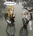 Tolkien: Tangled by Jivra