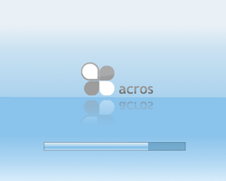 Arcos OS Boot Screen by AreoX