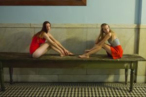 Carrie Butterfly Turner and Sarah J 8568 by TWPhotos